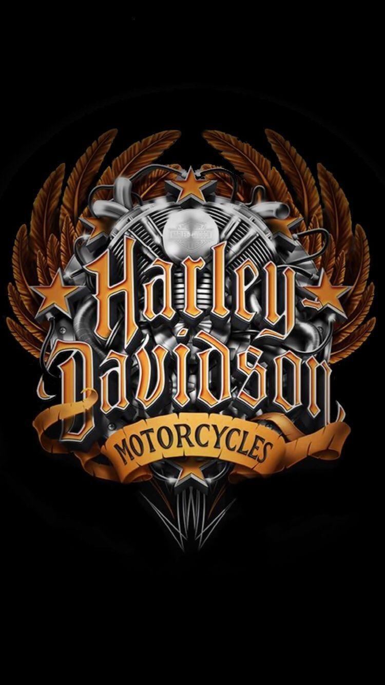 Harley Davidson Phone Wallpaper