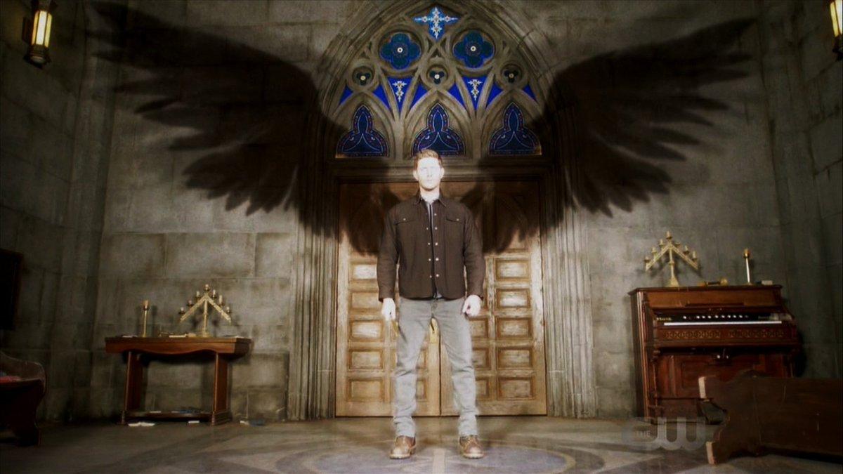 Dean Winchester Angel