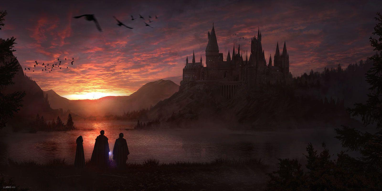 Harry Potter Desktop Wallpaper HD 1080P