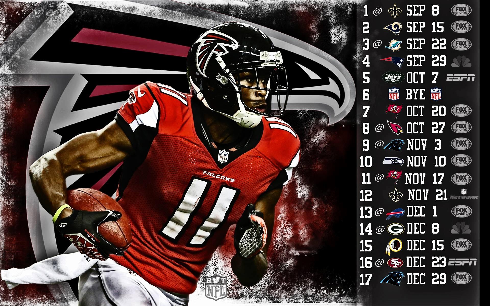 Atlanta Falcons Screensaver