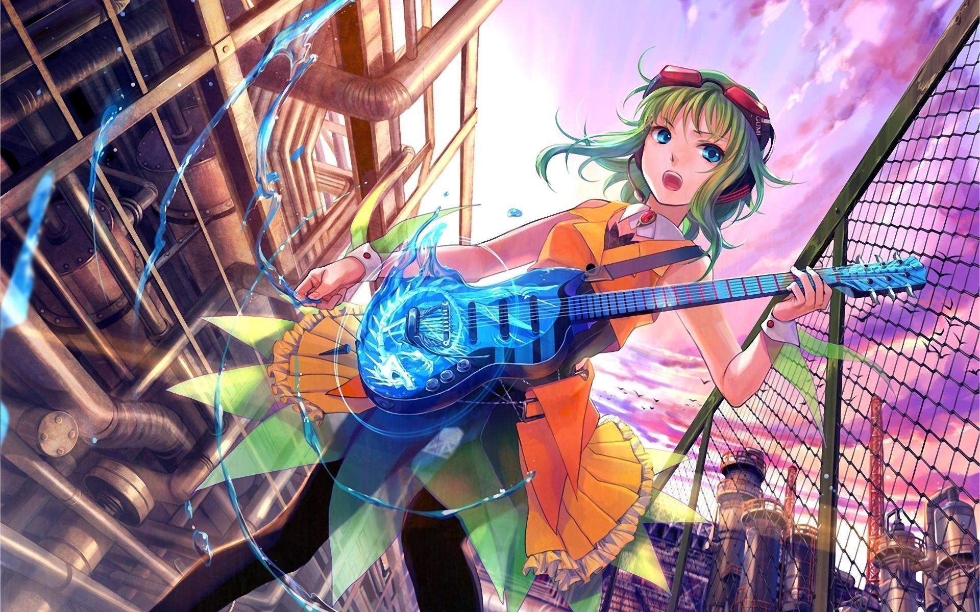 Beautiful Anime Girl 1080P