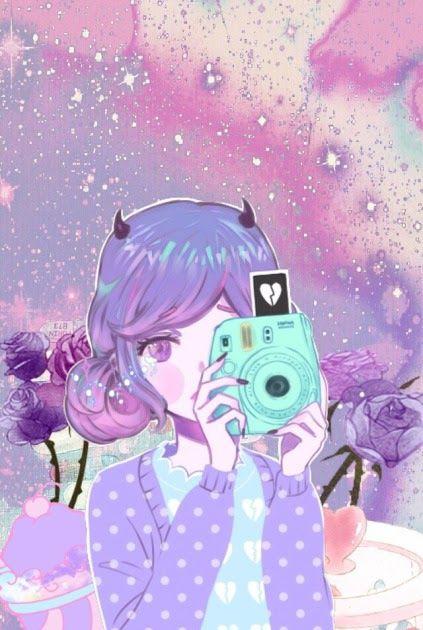 Cute iPhone Wallpaper Anime