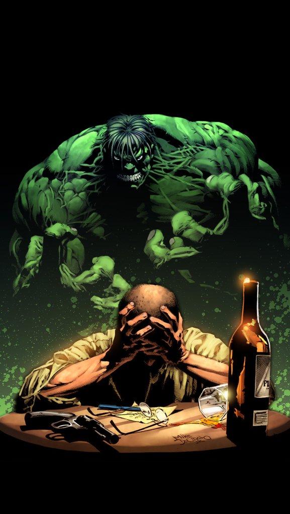 Incredible Hulk Smash Wallpaper