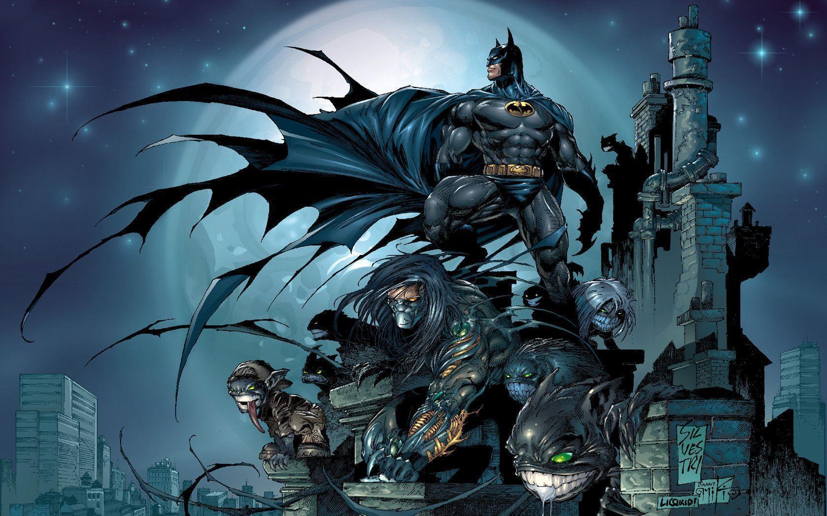 Hulk HD Wallpapers 1080P Batman
