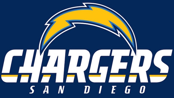 San Diego Chargers Logo Clip Art