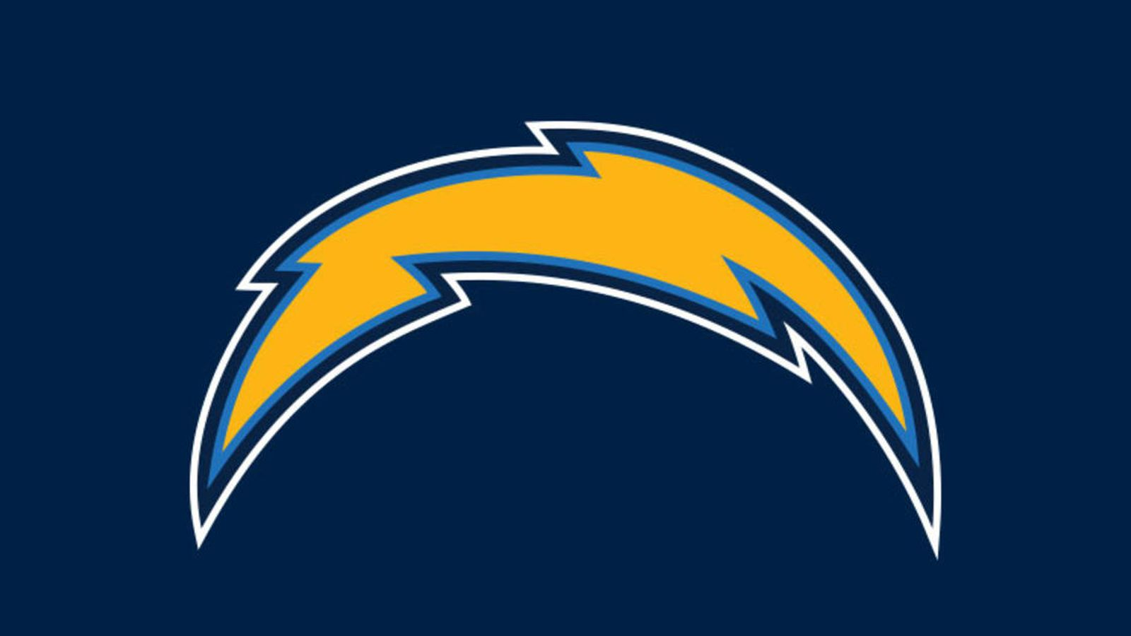 San Diego Chargers Bolt Logo