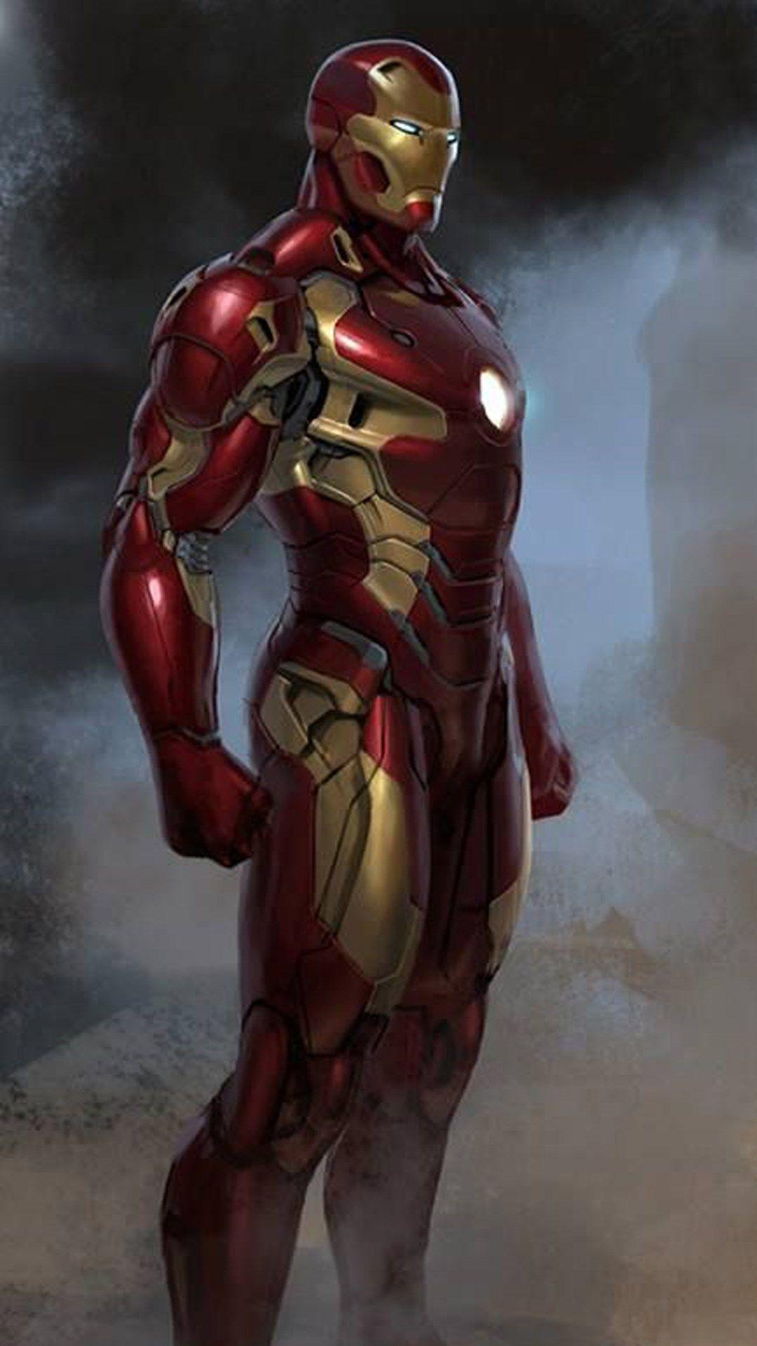 Cool Iron Man Art