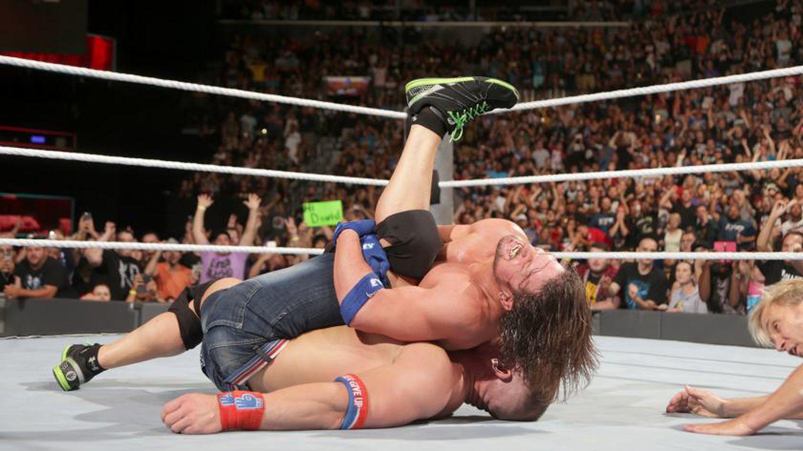 WWE Smackdown John Cena