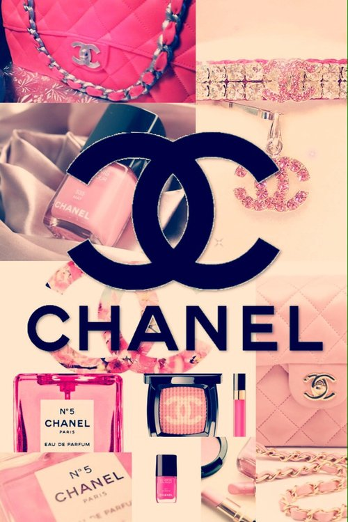 Pink Coco Chanel Wallpaper