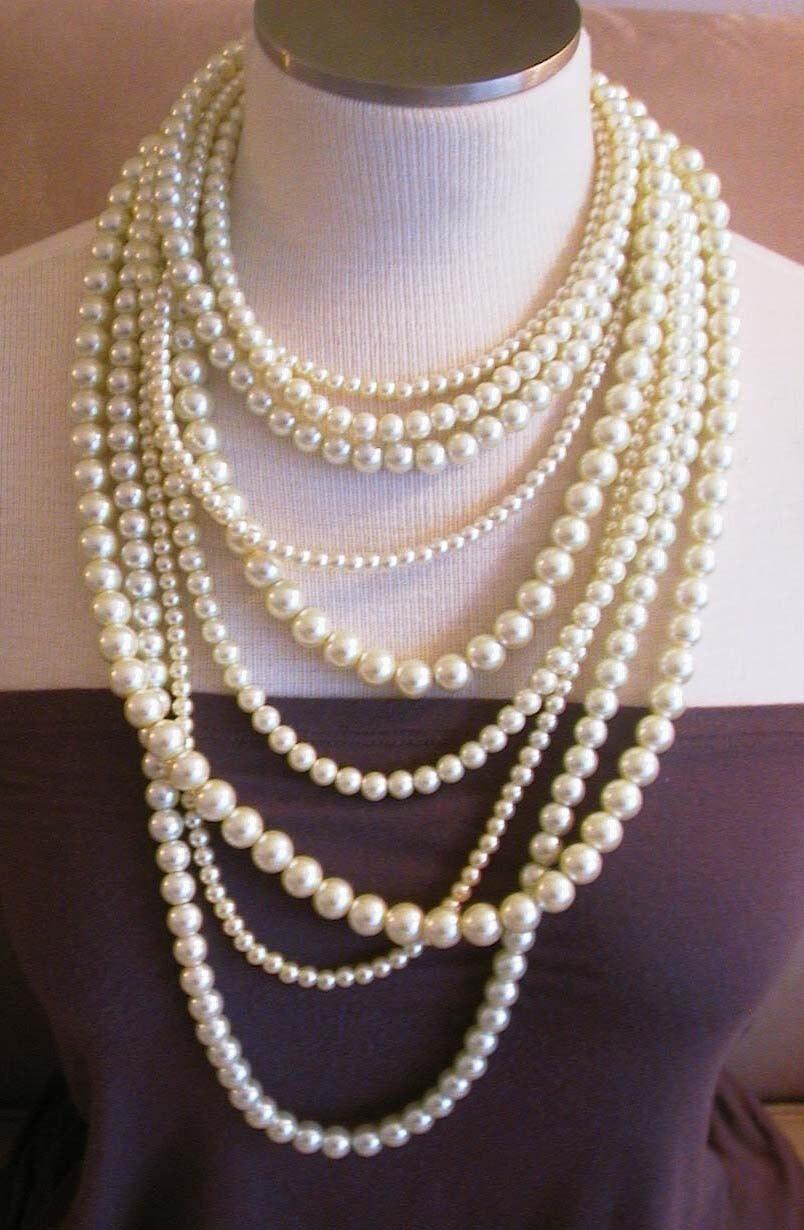 Coco Chanel Pearls