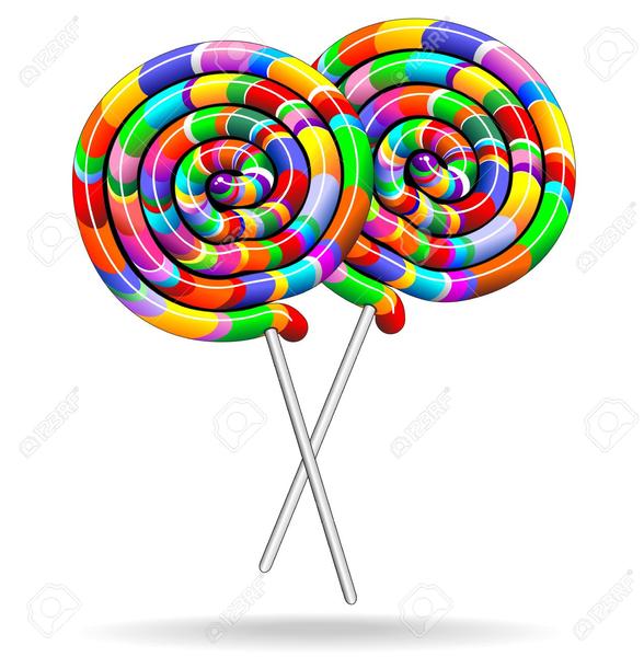 Lollipop Graphic