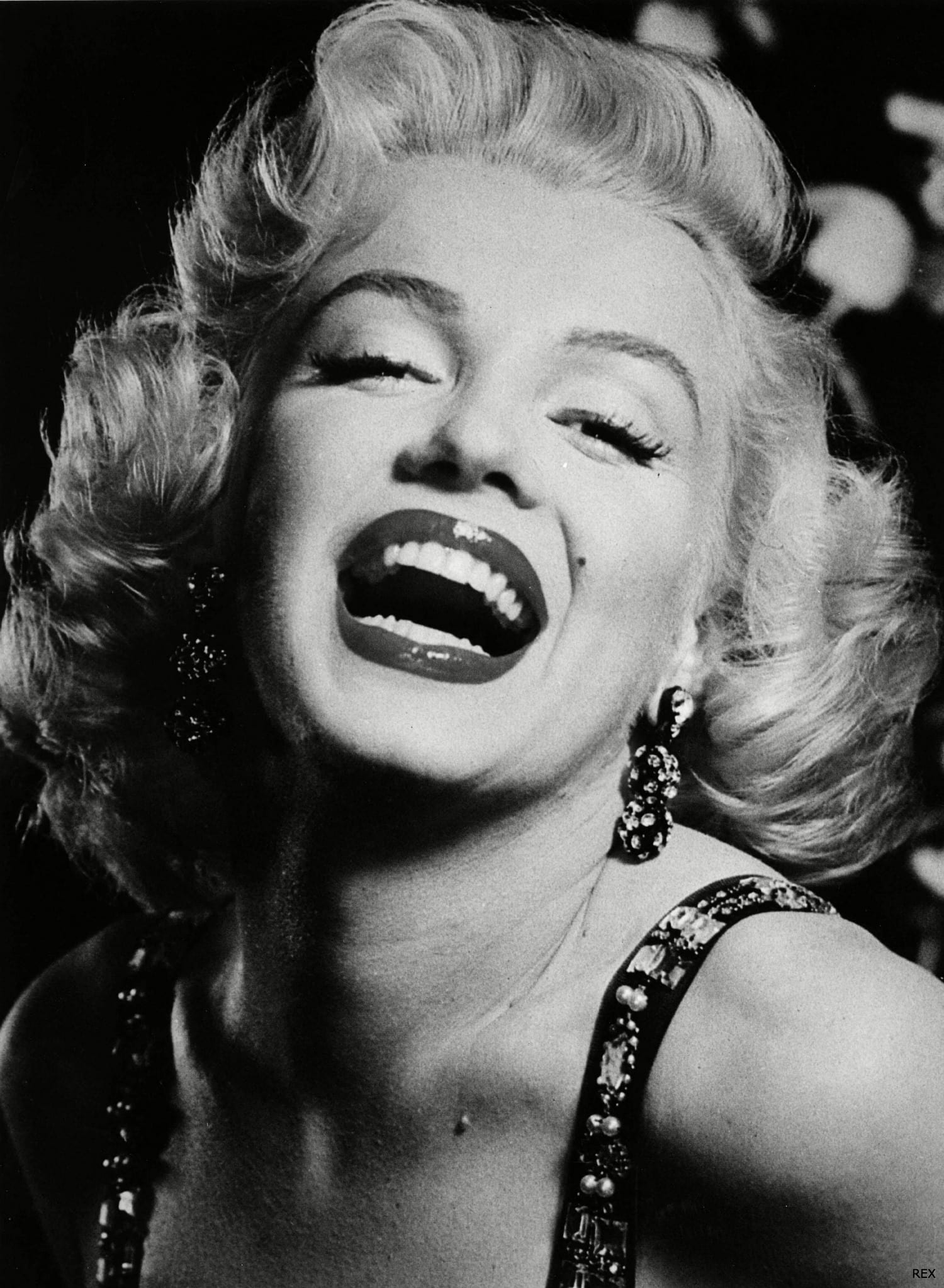 Marilyn Monroe Face Picture