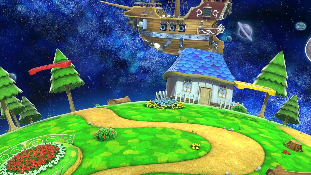 Super Mario Galaxy Mario