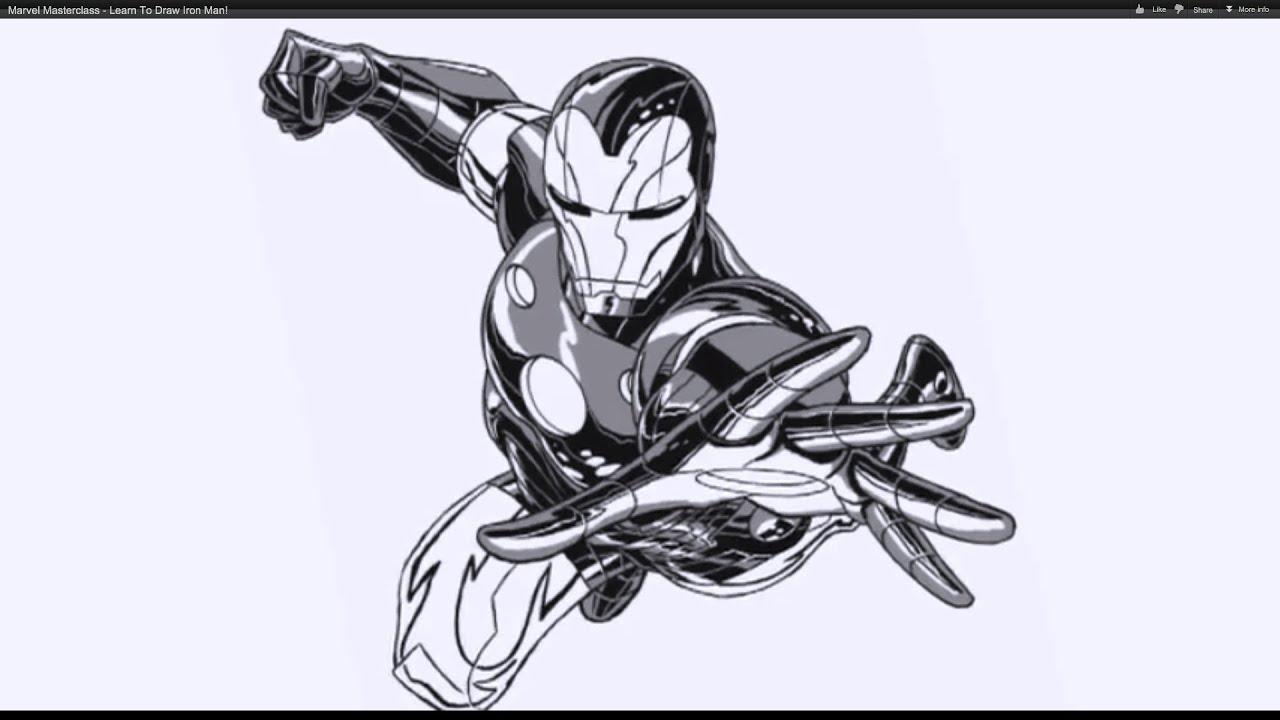 Marvel Draw