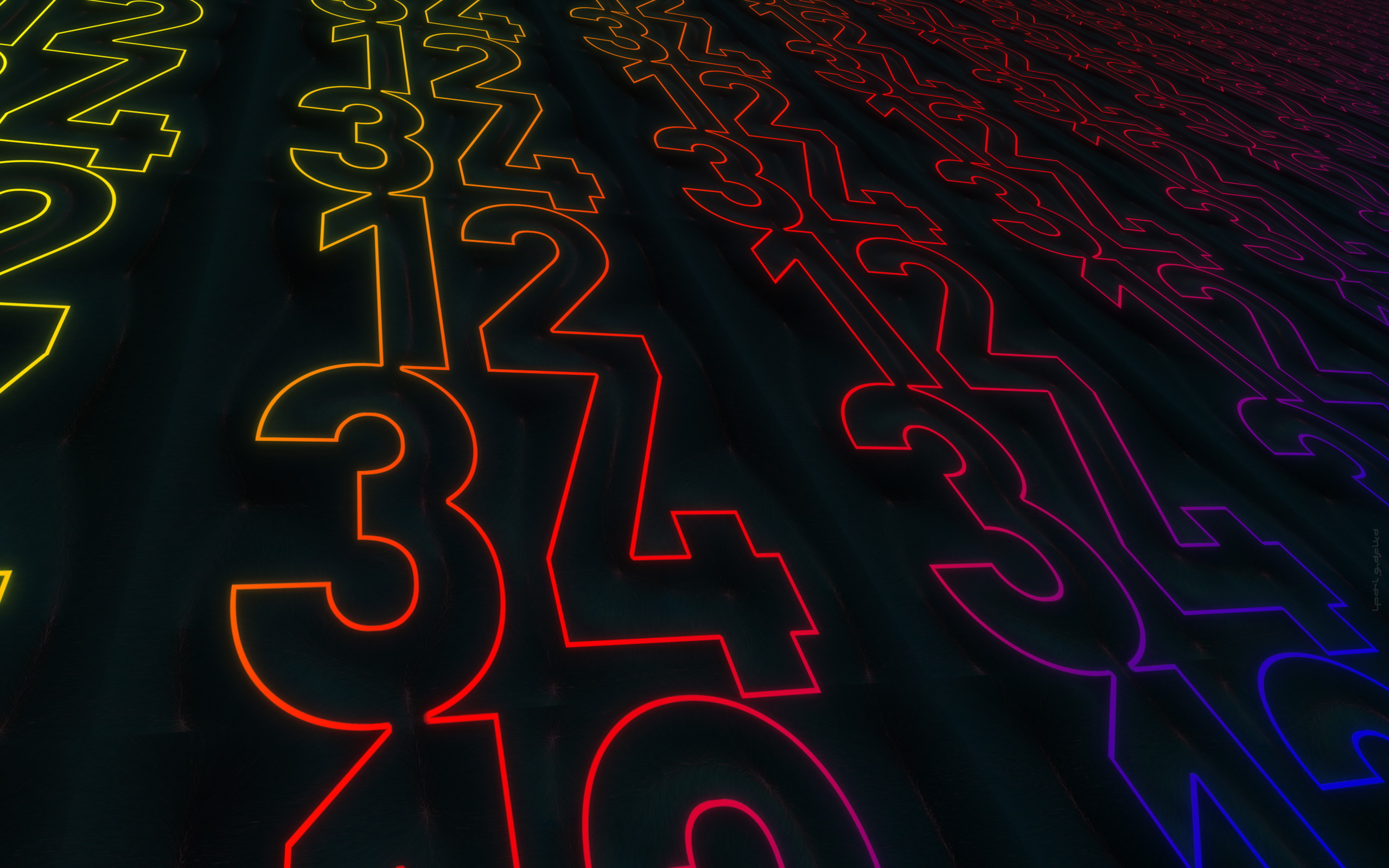 Colorful Math Backgrounds