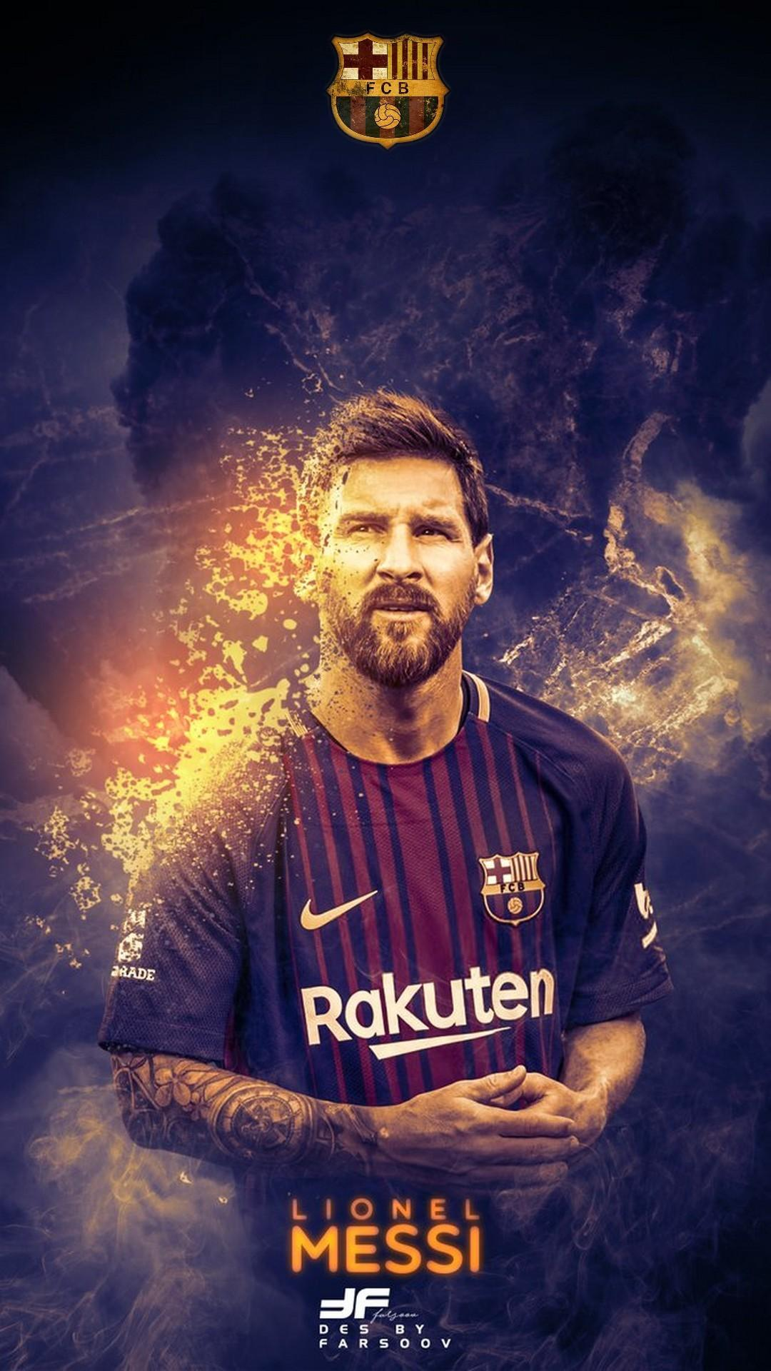 Leo Messi Desktop Wallpaper