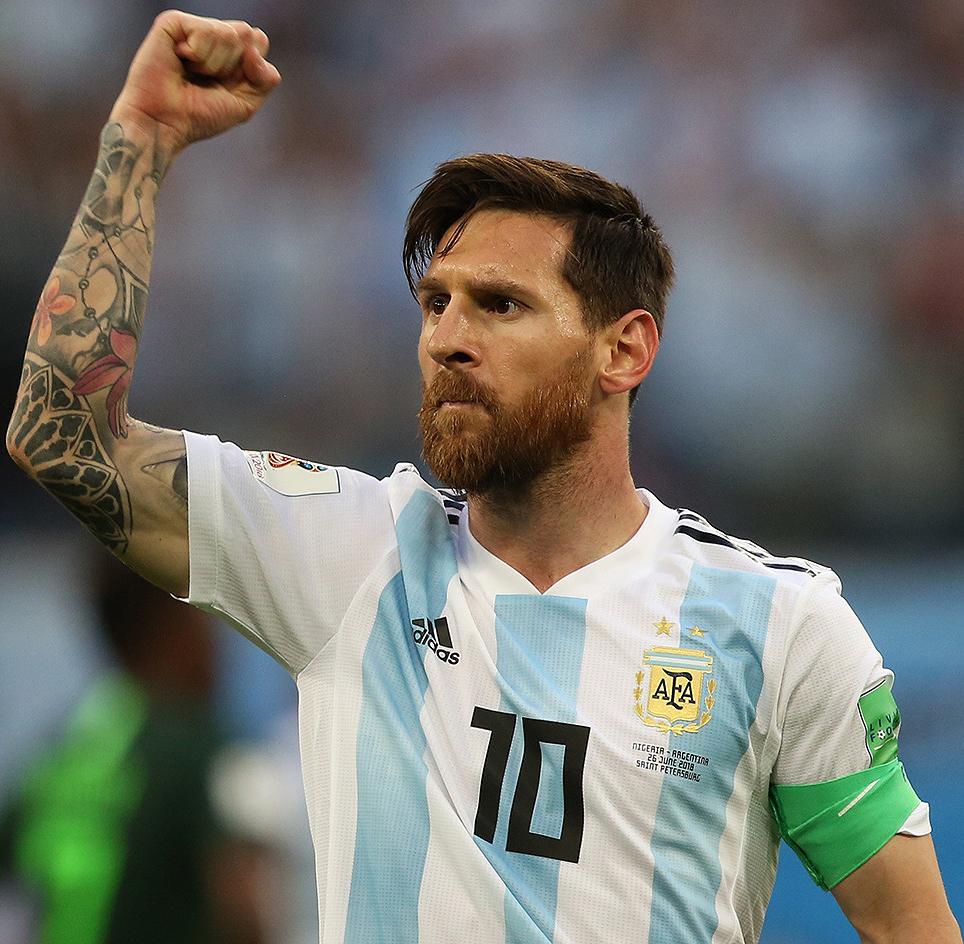 Images of Lionel Messi