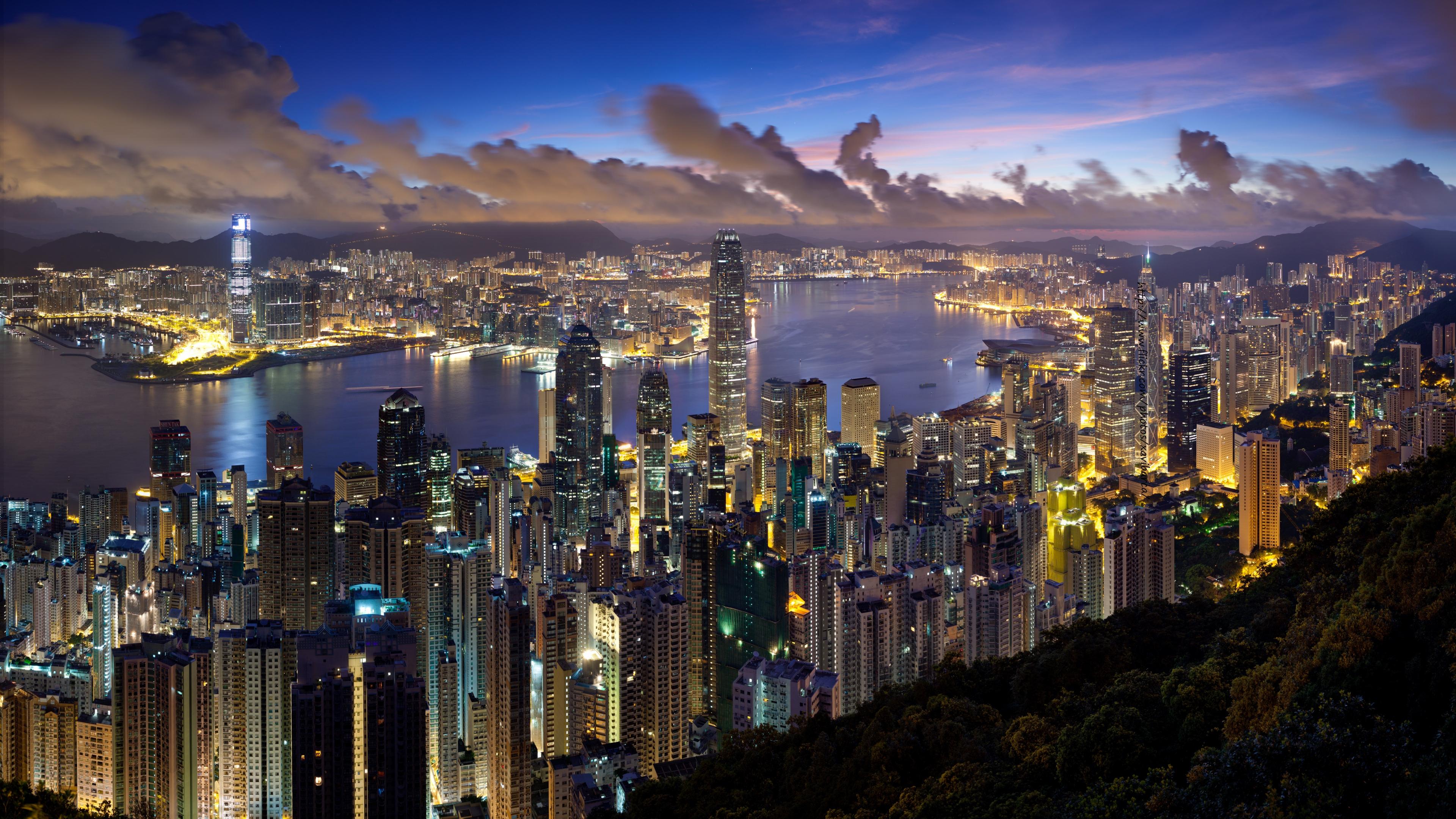 Hong Kong 4K