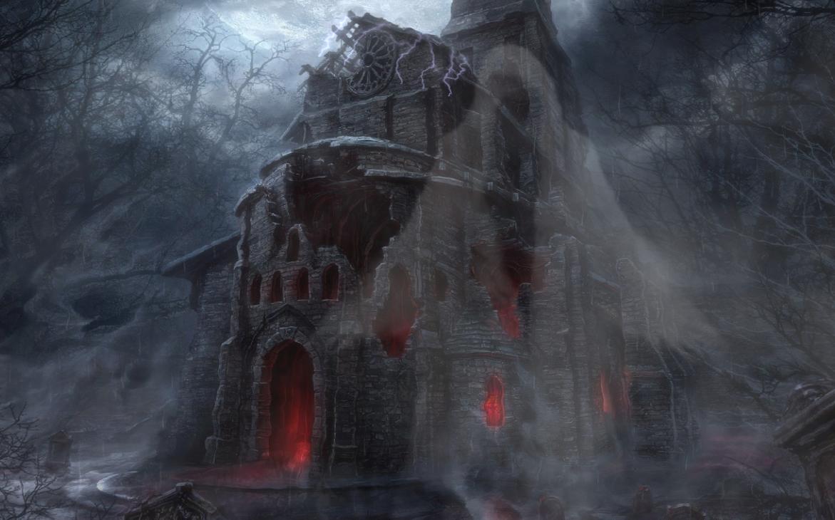 Scary Animated Halloween Screensavers