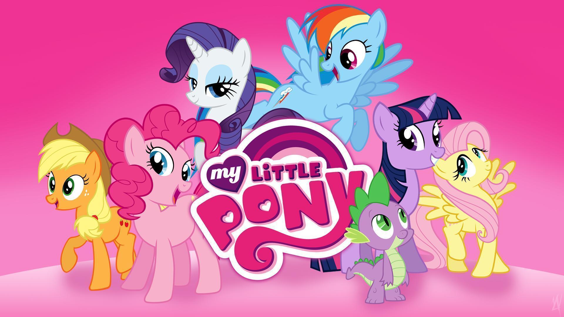 My Little Pony Screensaver