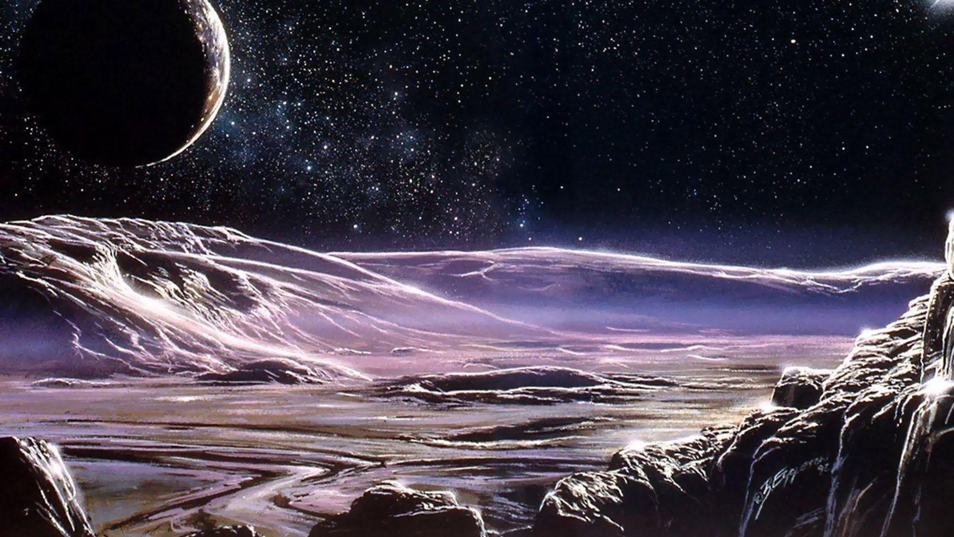 NASA Backgrounds for Desktop