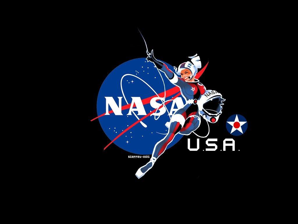NASA Logo Wallpaper HD