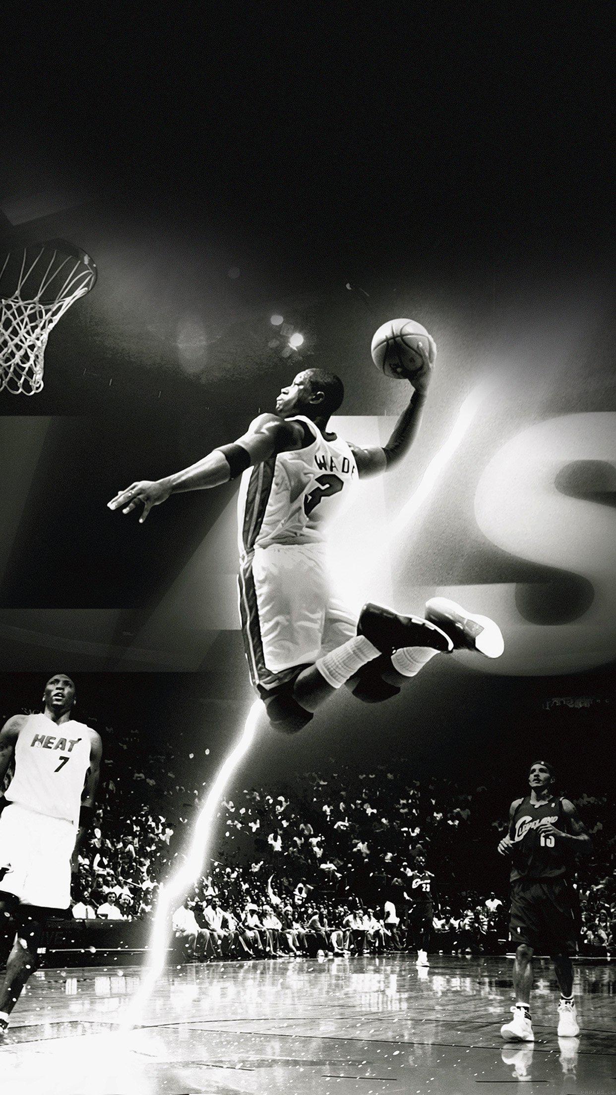 NBA Dunk Wallpaper