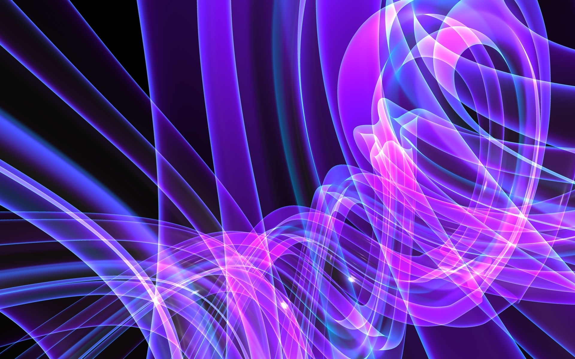 HD Abstract Neon Wallpapers