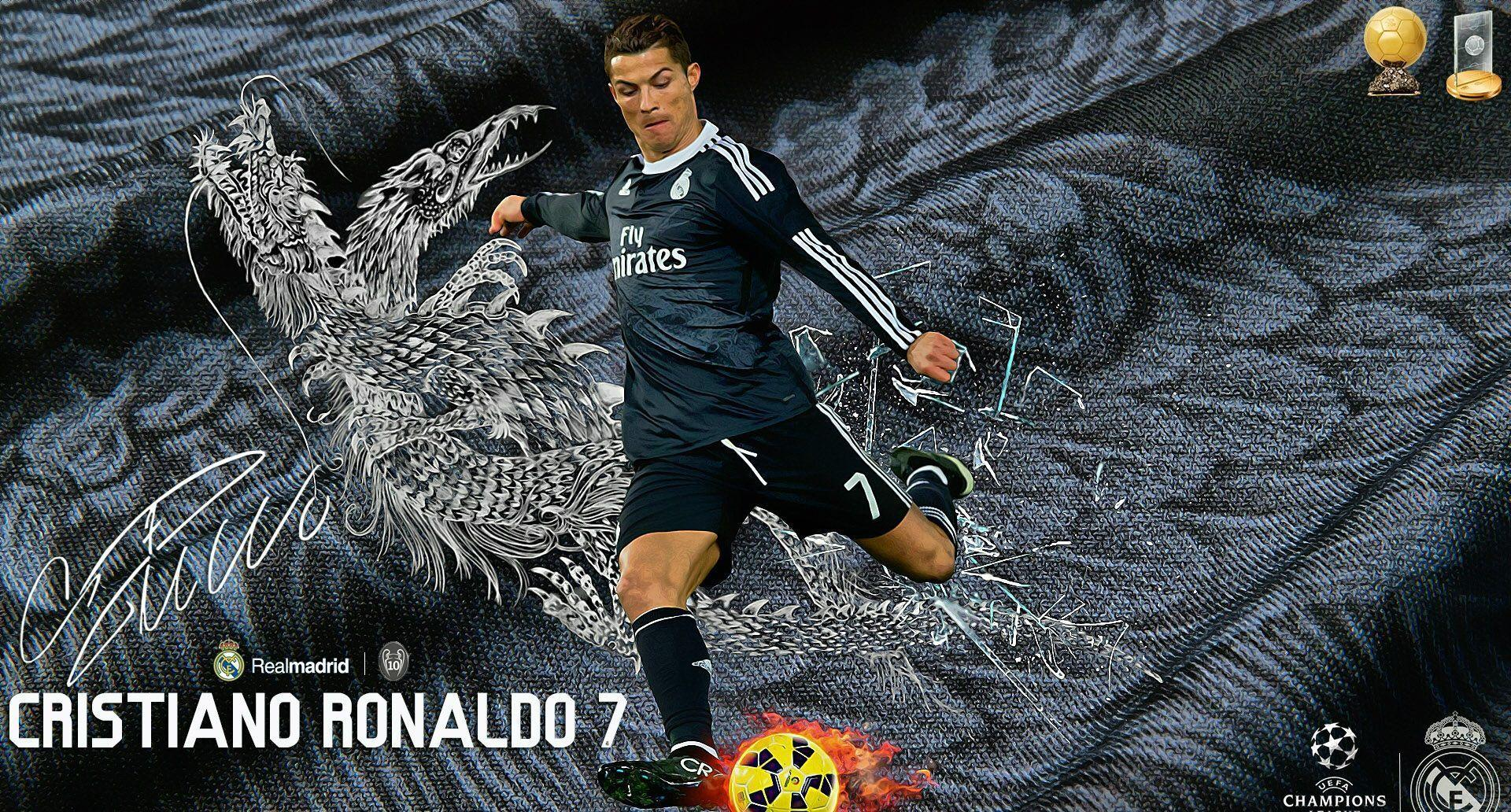 Ronaldo Real Madrid Wallpaper