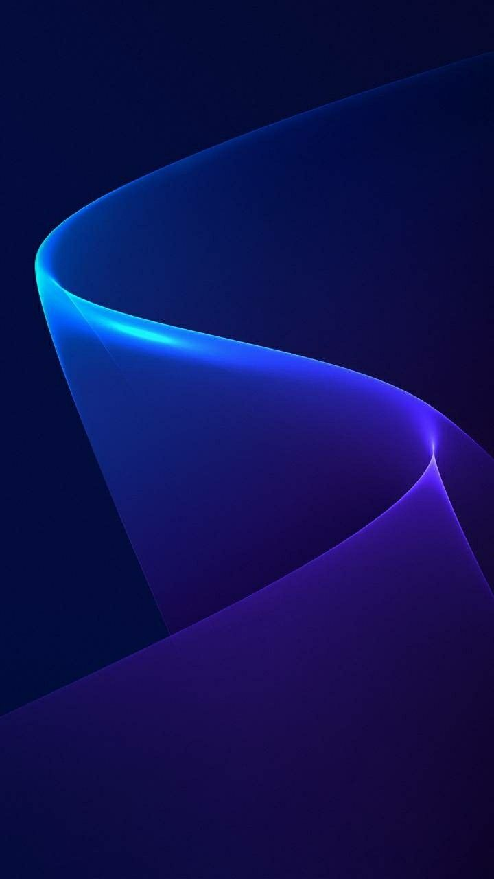 Samsung Blue Background