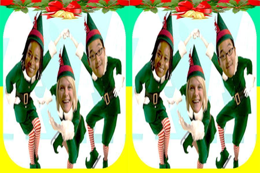Elf Yourself Dancing