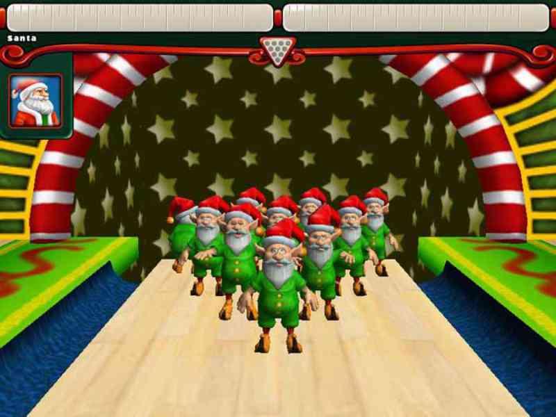 Elf Bowling Free