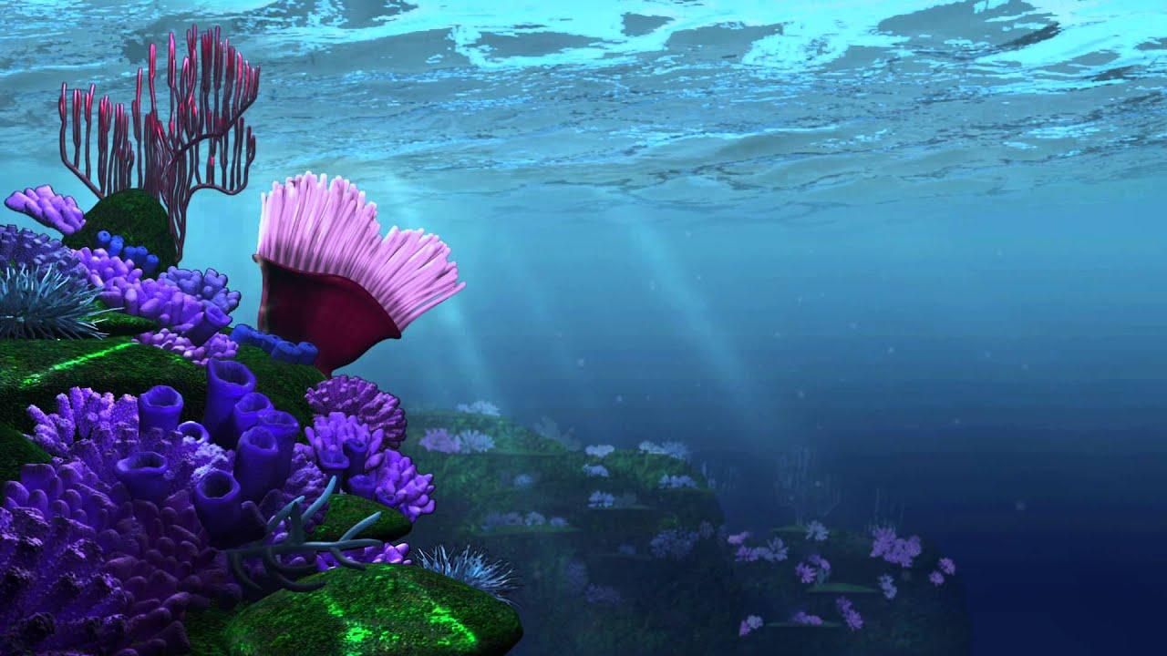 Finding Nemo Scenes