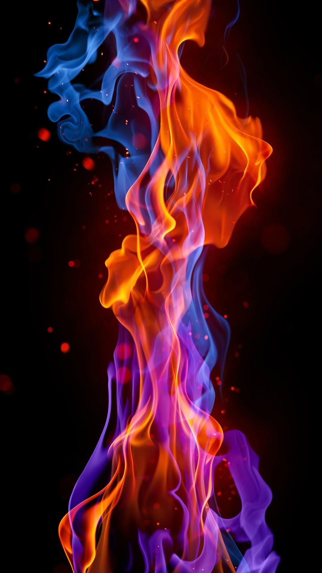 Fire Background Picture