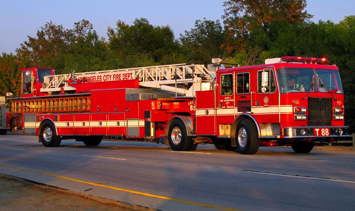 Big Fire Trucks