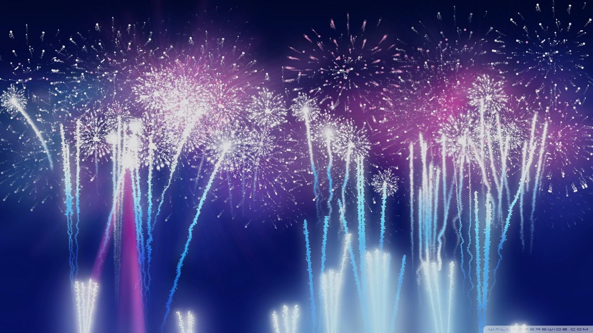Fireworks Background HD