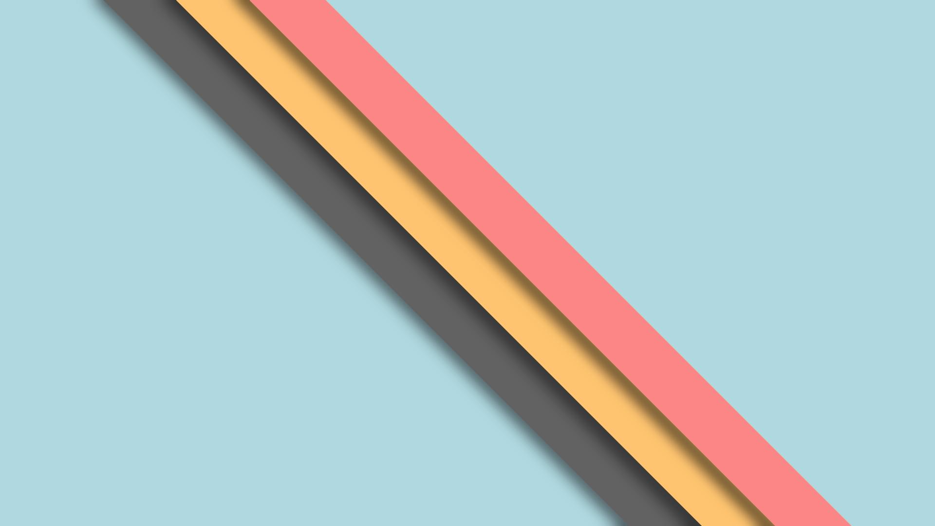 Flat Design HD Minimal Wallpaper