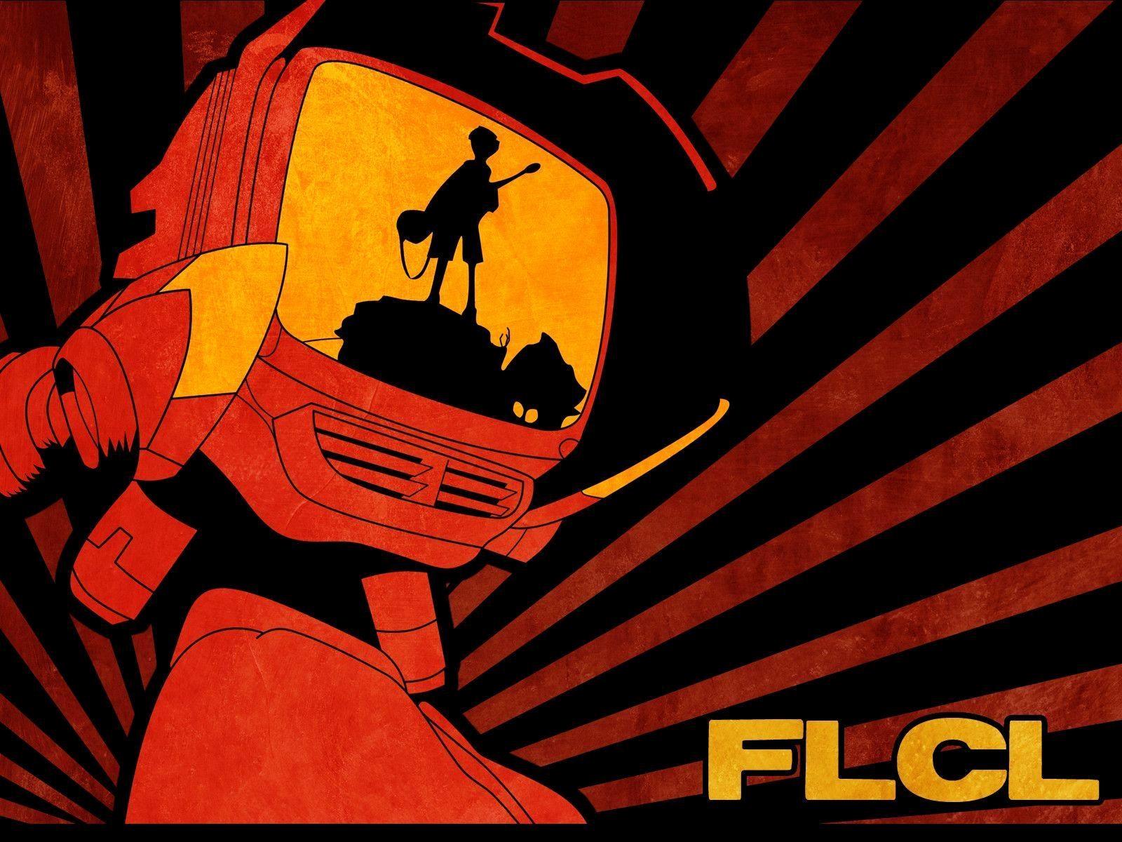 FLCL Wallpaper HD