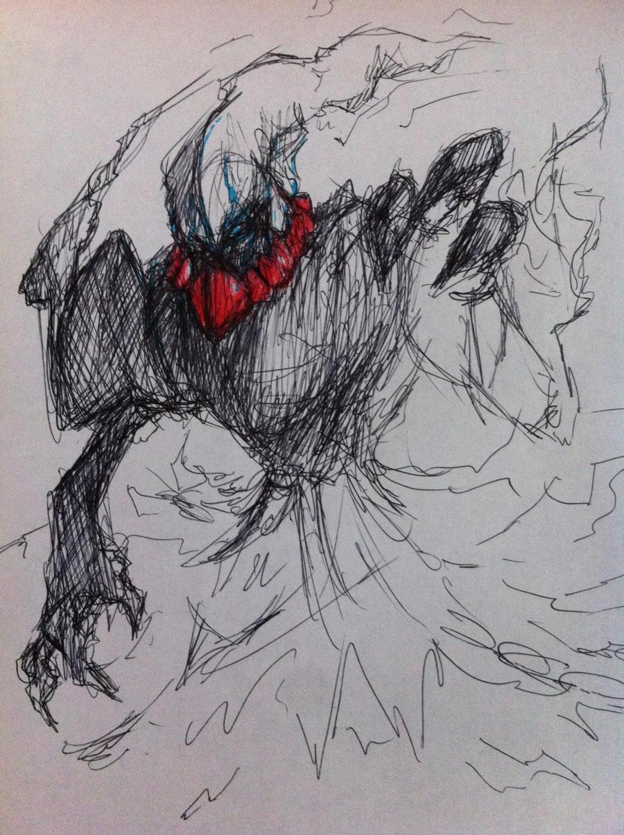 Darkrai Drawing
