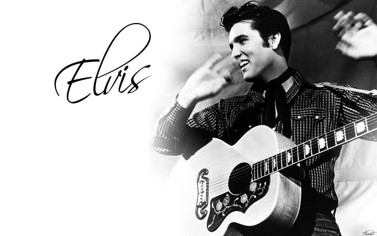 Elvis Presley Free Desktop Backgrounds