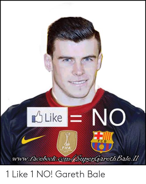 Gareth Bale Meme