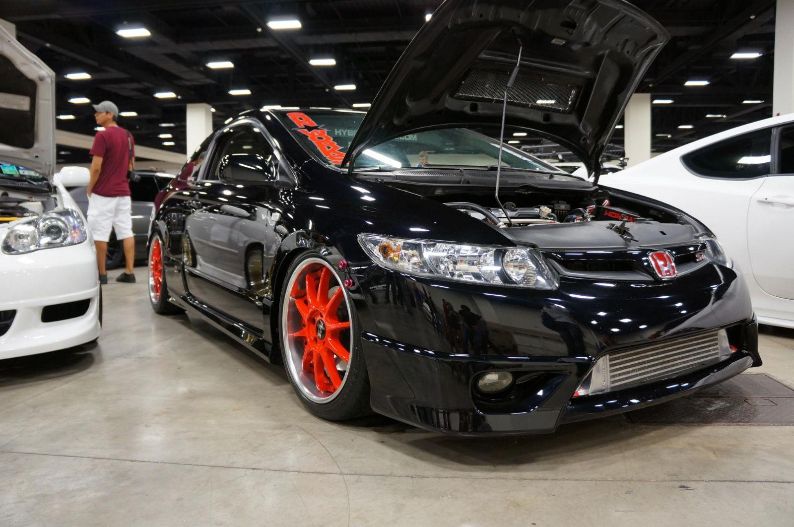 06 Honda Civic Si