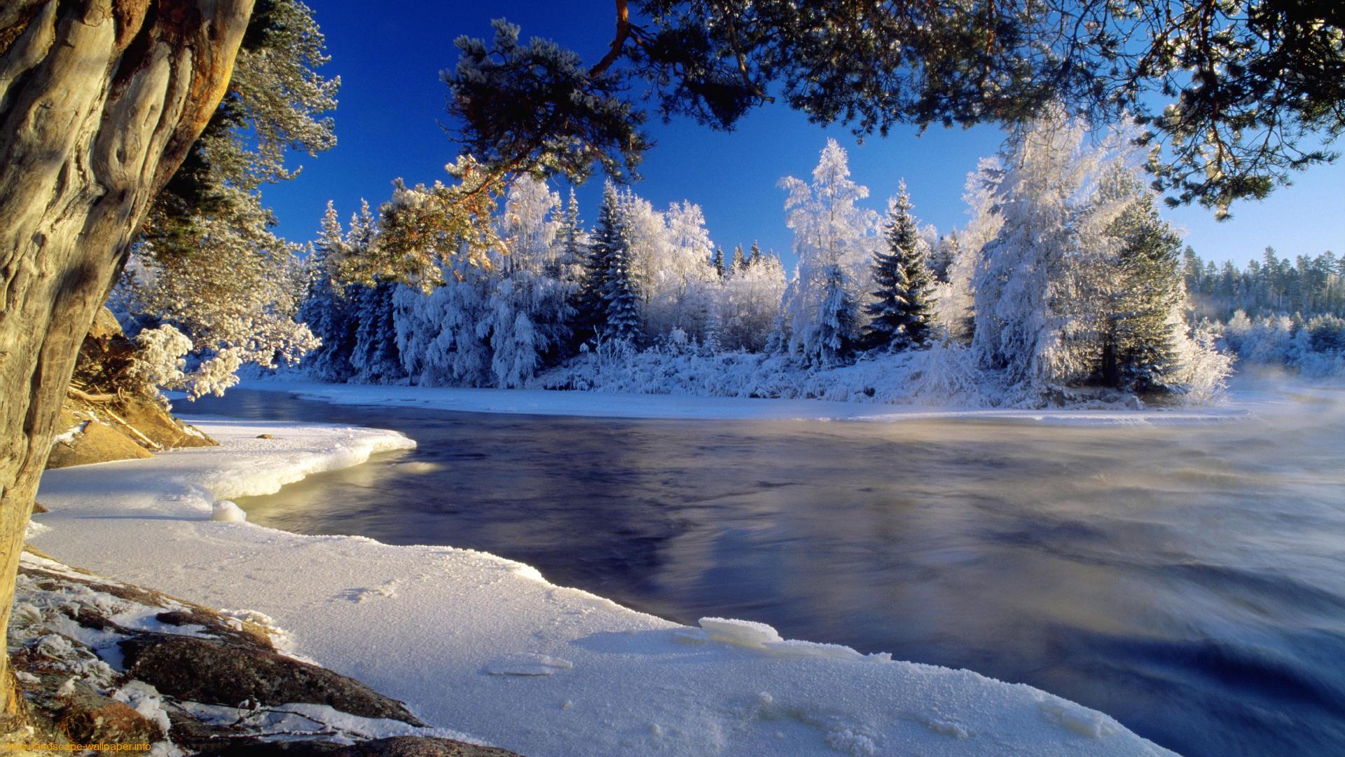 Most Beautiful Winter Wallpapers Free