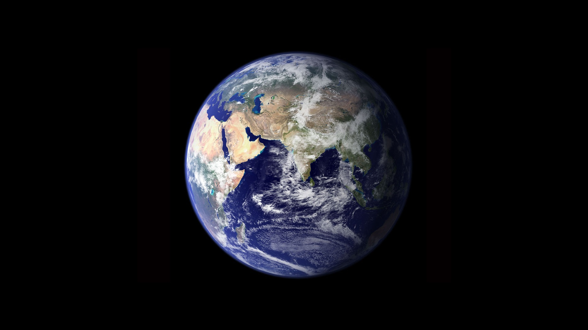 Earth From Space Screensaver