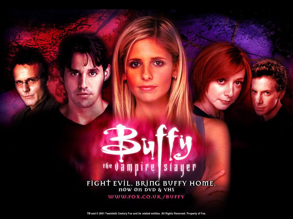 Buffy The Vampire Slayer TV