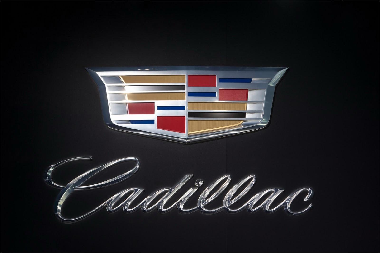 Cadillac Logo Wallpaper HD