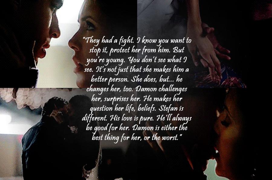 Damon Salvatore Quotes Love