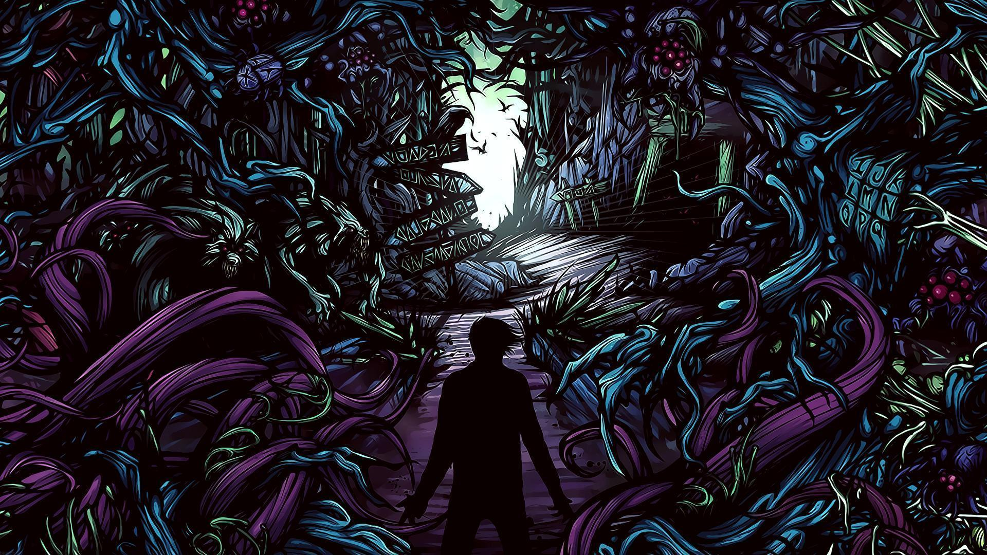 A Day to Remember Album Art