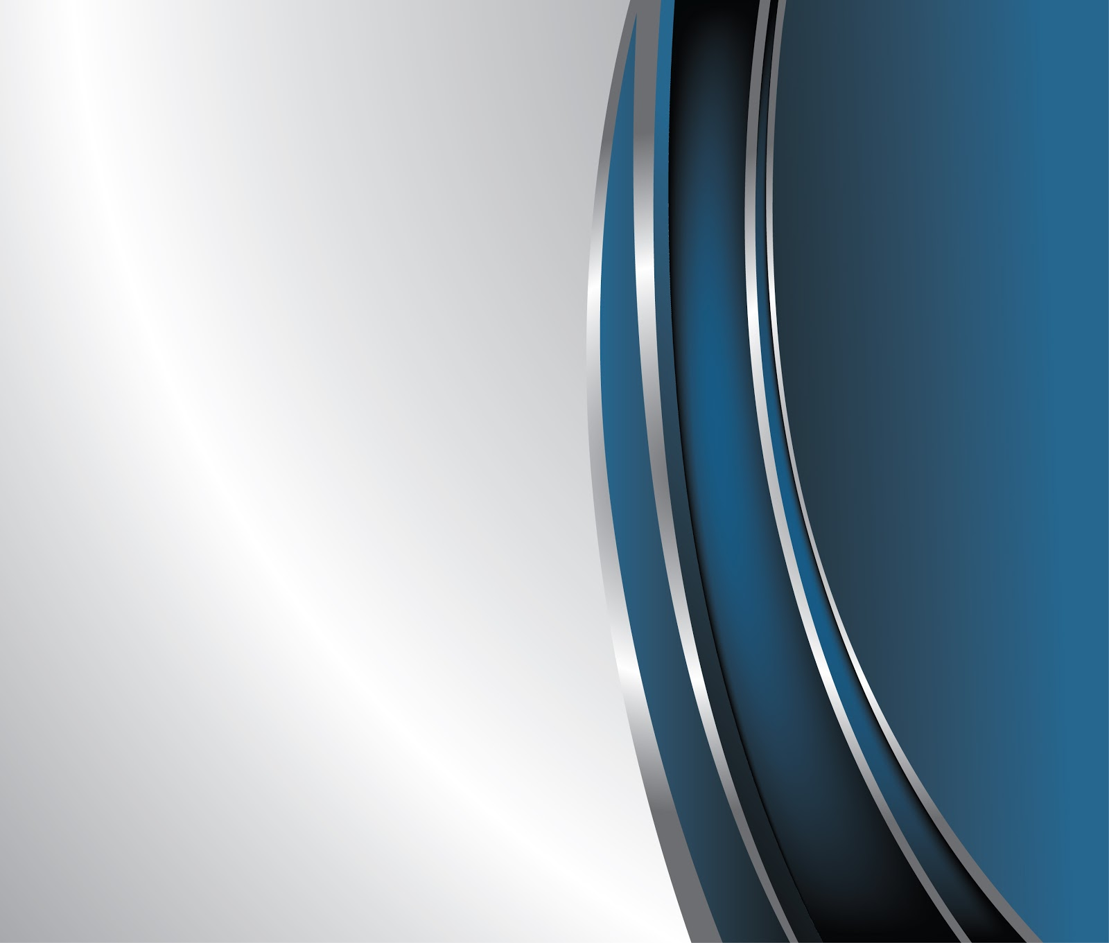 Blue and Silver Abstract Backgrounds
