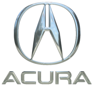 Acura Logo White